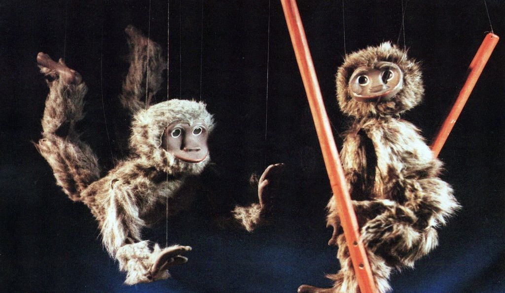 Monkey Business, Puppet Theatre Barge
