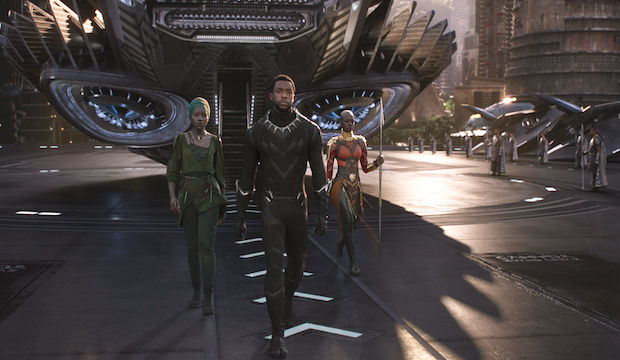Black Panther film review [STAR:4]