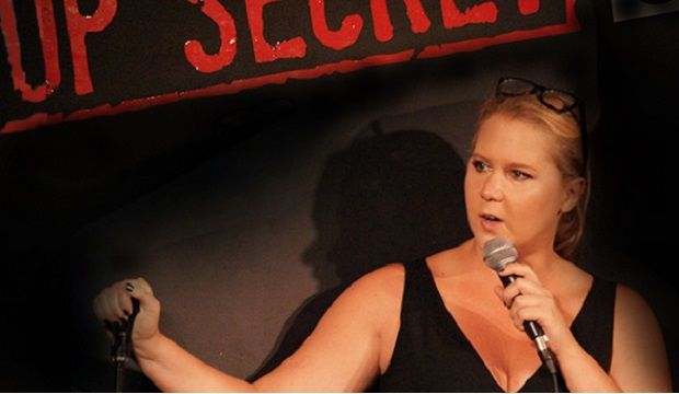 The worst-kept secret: Top Secret Comedy Club