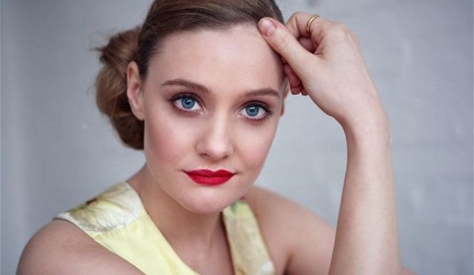 Romola Garai stars in The Writer: Almeida Theatre