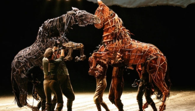 War Horse, National Theatre 2018 re-run
