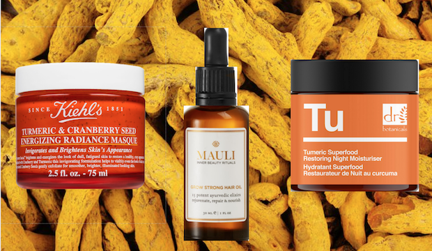 Turmeric Beauty Products