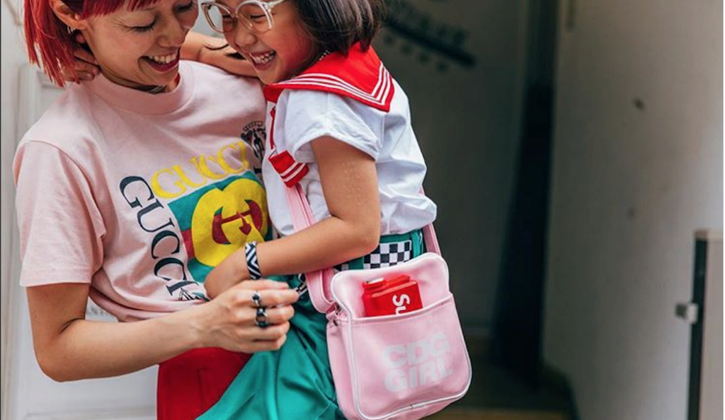 Fashionable Mums: Mother and Daughter Style
