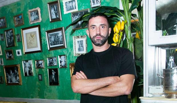 Riccardo Tisci is the new Chief Creative Officer of Burberry