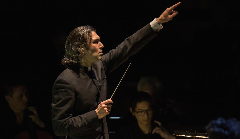 Vladimir Jurowski has been principal conductor of the LPO since 2007. Photo: Simon Jay Price