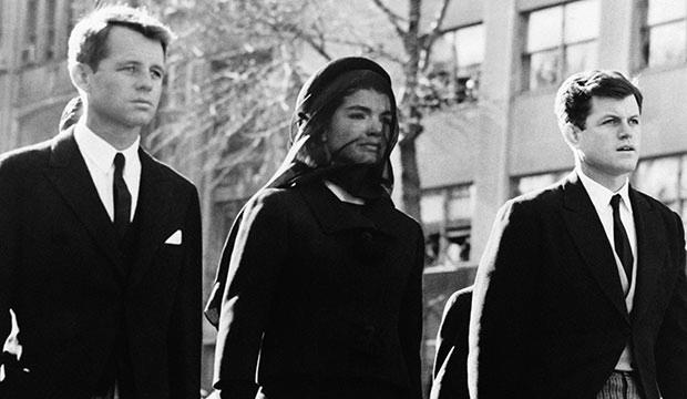 Funeral fashion: when Jackie Kennedy wore Givenchy to bury JFK