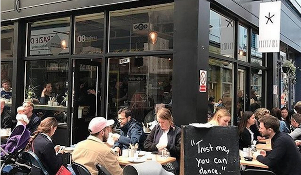The people-watching one: Federation Coffee, Brixton