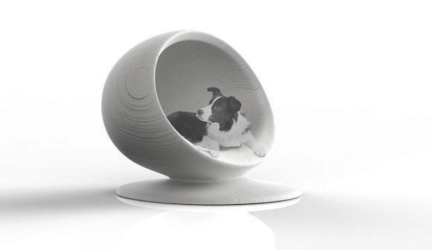 Zaha Hadid Design: Cloud Kennel