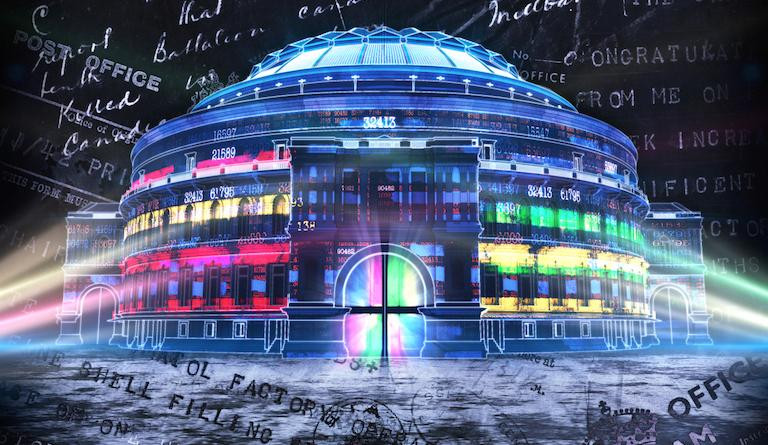 The Royal Albert Hall is the home of the BBC Proms. Artwork: 59 Productions
