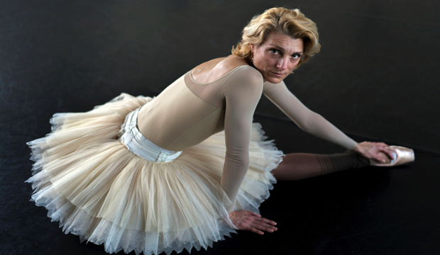 Zenaida Yanowsky, The Dying Swan, BBC Clearstory/Jonathan Olley