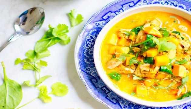 Stephanie Achar recipe: Coconut Fish Curry