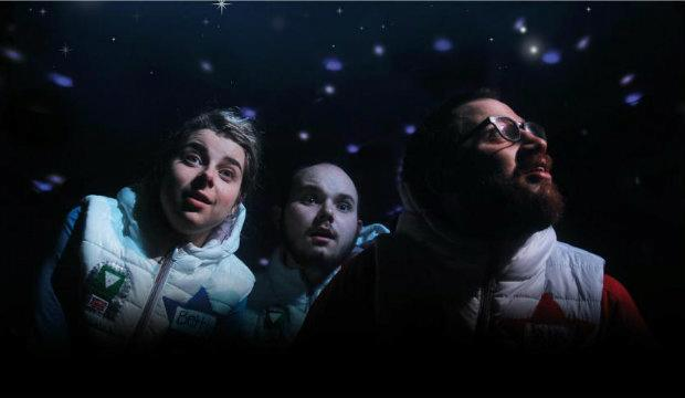 The Star Seekers, National Theatre
