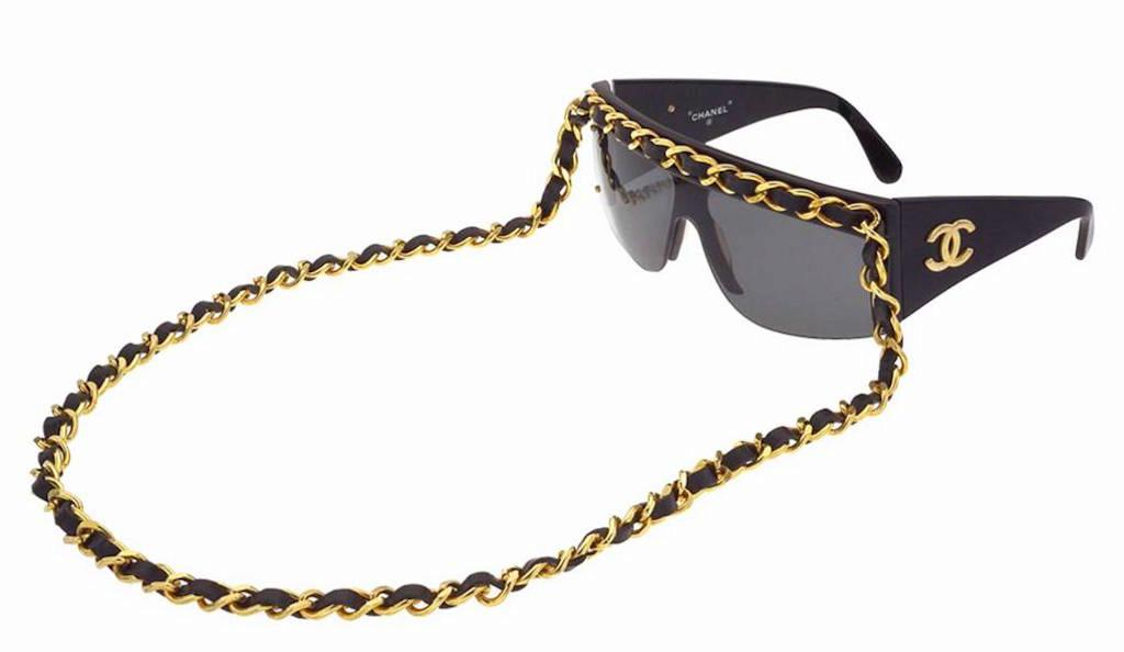 The Return of the Sunglasses Chain