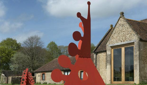 Alexander Calder: From the Stony River to the Sky, Hauser & Wirth Somerset