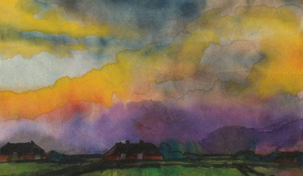 Emil Nolde, Colour is Life, National Galleries of Scotland