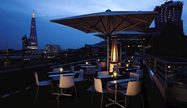 The Skylounge, DoubleTree by Hilton Hotel London, Tower Hill