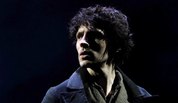 Colin Morgan (Owen) in Translations, National Theatre. Image by Catherine Ashmore