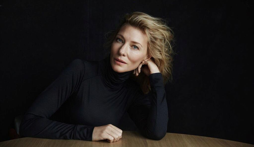 Debut at the National Theatre: Cate Blanchett stars in When We Have Sufficiently Tortured Each Other. Photo by Stephen Chee