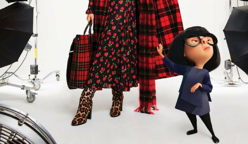 Edna Mode Fashion Icon