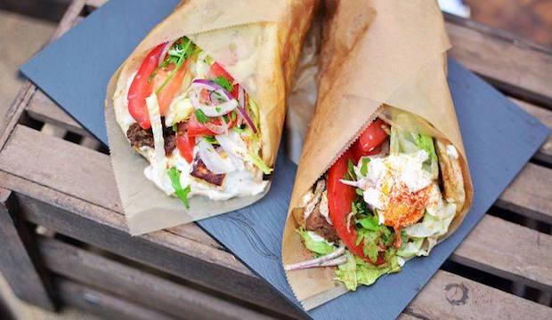 For the foodie: KERB summer lates