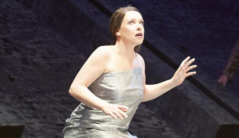 The Swedish soprano Nina Stemme, playing Brünnhilde at Covent Garden, is famed for her Wagner roles. Photo: Michael Pöhn