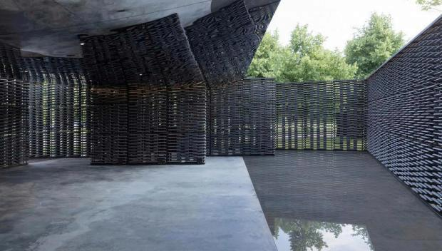 The Serpentine Pavilion