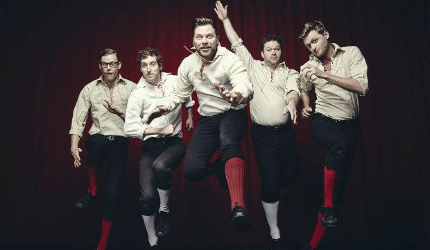 The Improvised Shakespeare Company, Soho Theatre