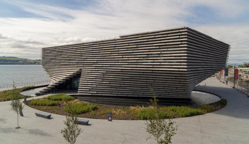 A little further afield: V&A Dundee opening weekend