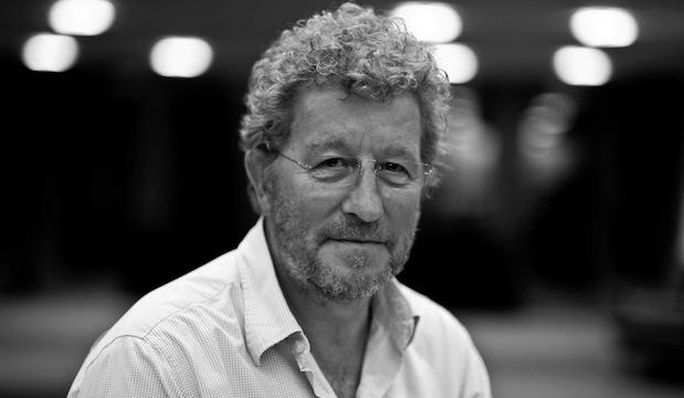 Sebastian Faulks on Paris Echo, Daunt Books