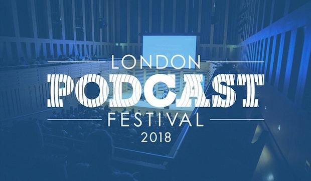 Talks on Podcasting, Kings Place