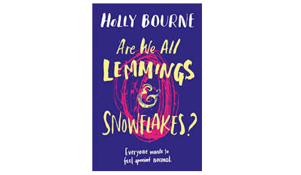 Are We All Leamings and Snowflakes? Holly Bourne