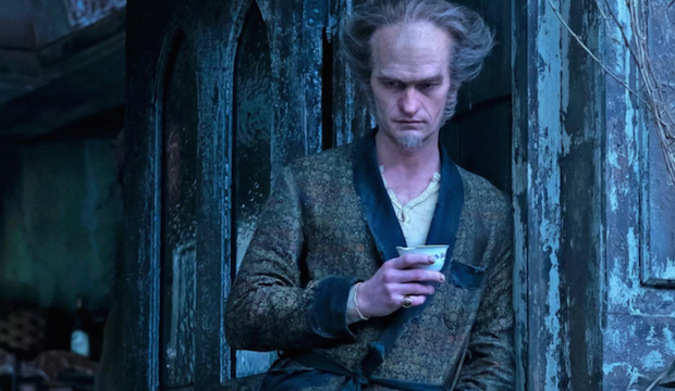 A Series of Unfortunate Events, Netflix