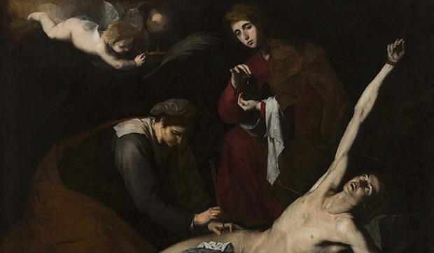 Ribera: Art of Violence, Dulwich Picture Gallery, Gallery Road
