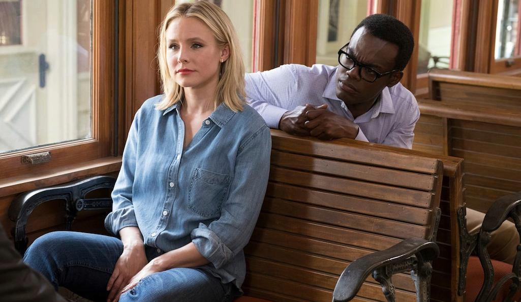 New to UK Netflix: The Good Place