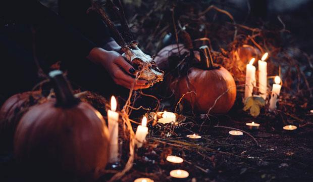 Best pumpkin patch for serious spookiness: Tulleys Farm