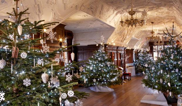 Best winter wonderland for tradition at its best: Hever Castle