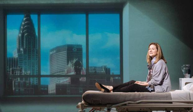 Laura Linney: My Name is Lucy Barton returns to Bridge Theatre