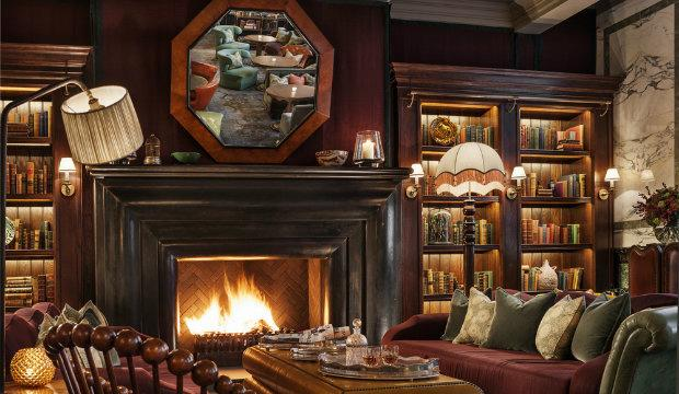 Scarfes Bar, The Rosewood Hotel