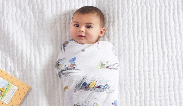 Royal baby must-haves: Swaddles