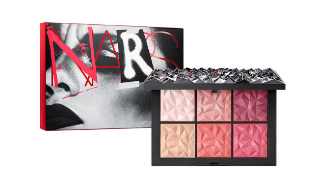 1. The make-up palette for rebels: Nars Hot Tryst Cheek Palette at Selfridges, £45