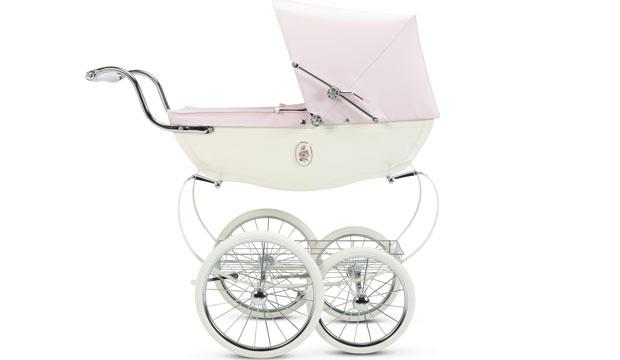 Royal baby gift idea: A toy pram
