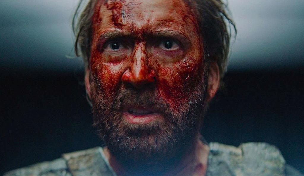 Panos Cosmatos on Nicolas Cage in Mandy: 'he loves crazy, psychotronic films'