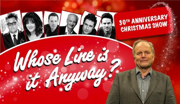 Laugh yourself silly: Whose Line is it Anyway?