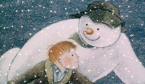 Swaddle yourself in nostalgia: The Snowman and Paddington Bear