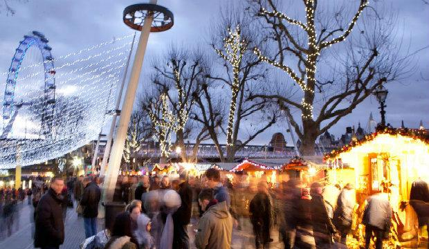 Southbank Centre Winter Series, South Bank