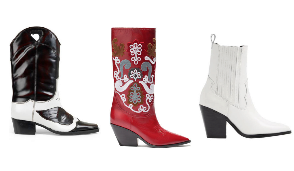 Cowboy boot trend
