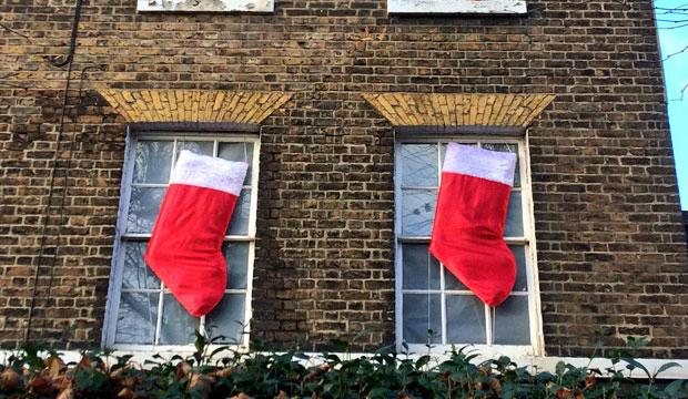 Go see the living advent calendar in Greenwich
