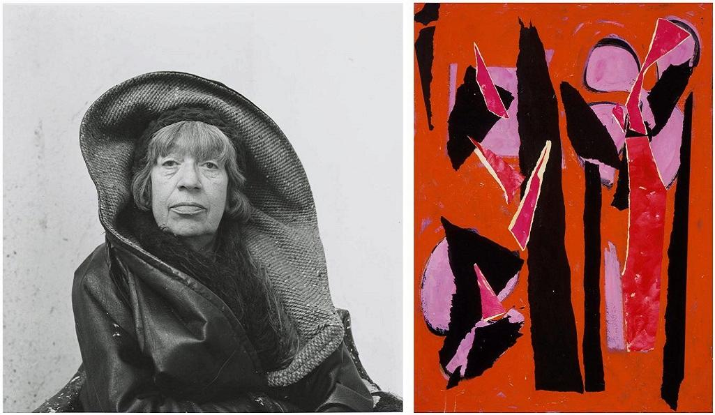 Lee Krasner, Barbican Art Gallery