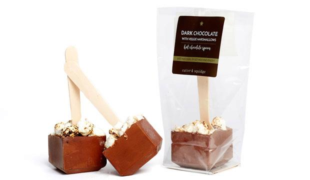 Best on-the-go: Cutter & Squidge hot chocolate spoon