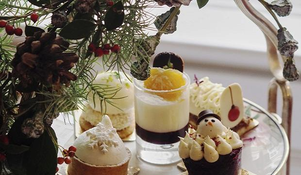 Festive Afternoon Tea & Christmas Cocktails, Brown's Hotel, Mayfair